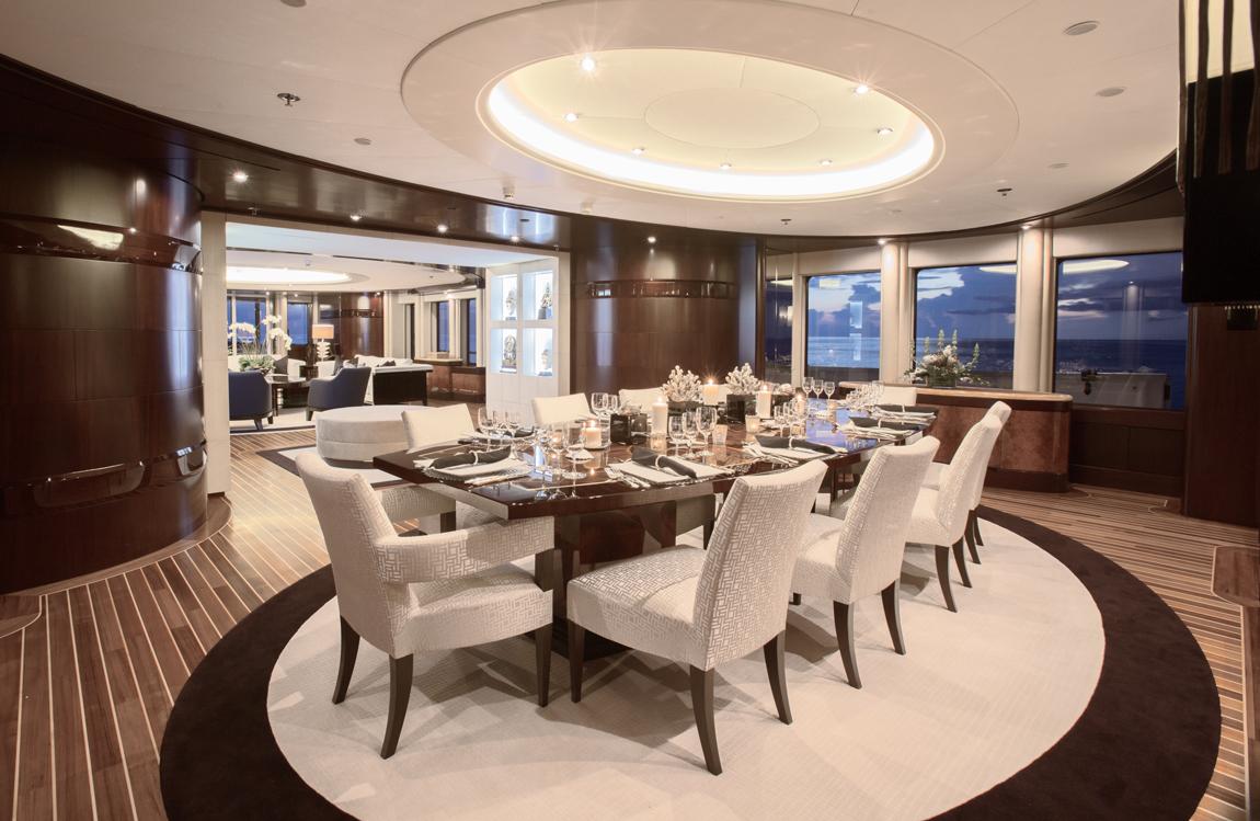 DREAM - Luxury Charter Yacht