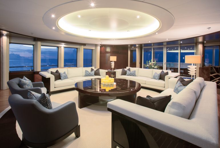 Superyacht charter prices