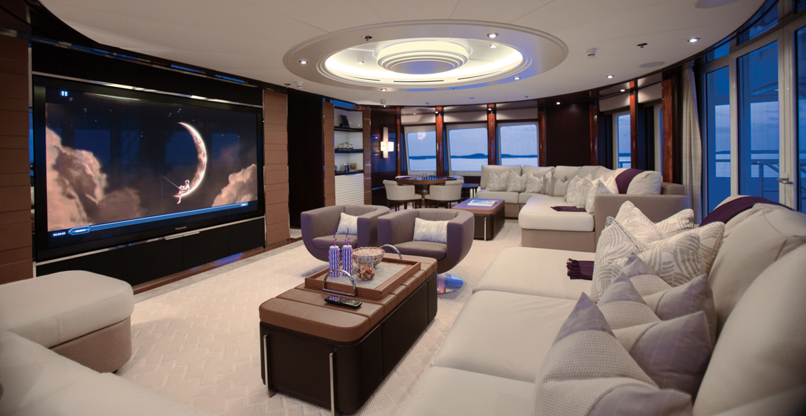 Superyachts For Charter
